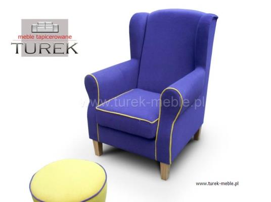 Fotel Uszak 4  - kliknij aby zobaczyć